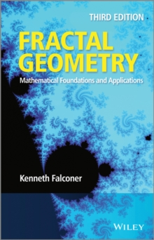 Fractal Geometry : Mathematical Foundations and Applications, Hardback Book