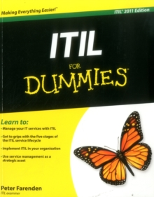 ITIL For Dummies, Paperback / softback Book