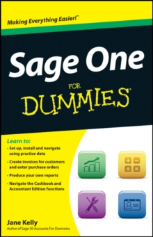 Sage One For Dummies, Paperback Book