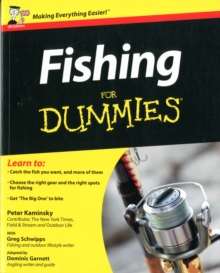 Fishing For Dummies, Paperback / softback Book