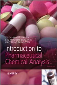 Introduction to Pharmaceutical Chemical Analysis, PDF eBook