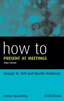 How to Present at Meetings, EPUB eBook