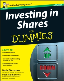 Investing in Shares For Dummies, Paperback / softback Book