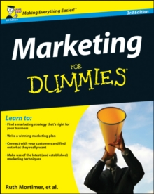 Marketing For Dummies, Paperback / softback Book