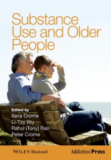 Substance Use and Older People, Hardback Book