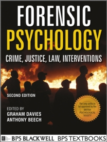 Forensic Psychology 2E, Paperback / softback Book