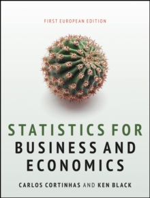Statistics for Business and Economics, Paperback / softback Book