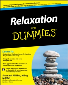 Relaxation For Dummies, Paperback Book