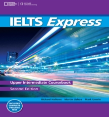 IELTS Express Upper-Intermediate : The Fast Track to IELTS Success, Paperback / softback Book