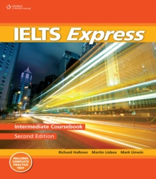 IELTS Express Intermediate : The Fast Track to IELTS Success, Paperback Book