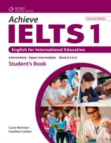 Achieve IELTS 1 : English for International Education, Paperback / softback Book