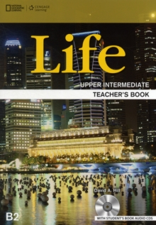 Life Upper Intermediate: Teacher's Book with Audio CD, Mixed media product Book