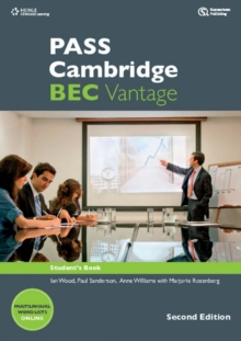 PASS Cambridge BEC Vantage, Paperback Book