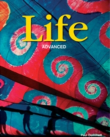 Life Advanced with DVD, Mixed media product Book