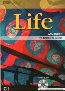 Life Advanced: Teacher's Book with Audio CD, Mixed media product Book