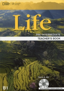 Life Pre-Intermediate: Teacher's Book with Audio CD, Mixed media product Book