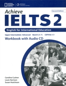 Achieve IELTS 2 Workbook + CD, Mixed media product Book