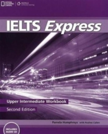 IELTS Express Upper-Intermediate Workbook + Audio CD, Mixed media product Book