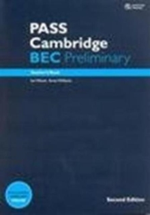PASS Cambridge BEC Preliminary: Teacher's Book + Audio CD, Mixed media product Book
