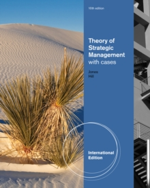 Theory of Strategic Management with Cases, International Edition, Paperback Book