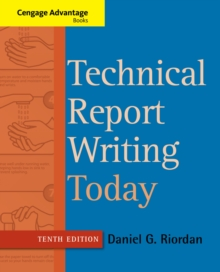 Technical Report Writing Today, Paperback / softback Book