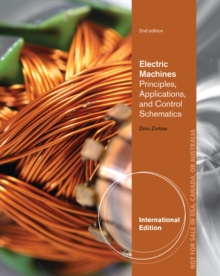 Electric Machines : Principles, Applications and Control Schematics, International Edition, Paperback Book
