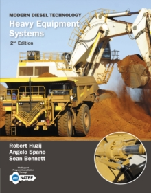 Modern Diesel Technology : Heavy Equipment Systems, Paperback / softback Book