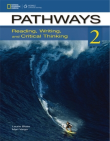 Pathways 2: Reading, Writing, and Critical Thinking: Text with Online Access Code, Mixed media product Book