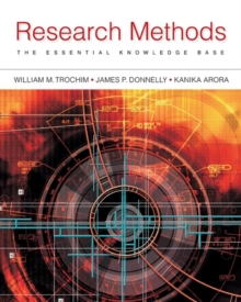 Research Methods : The Essential Knowledge Base, Paperback / softback Book