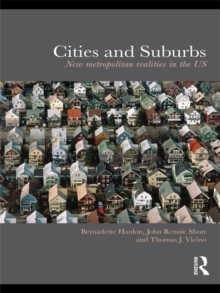 Cities and Suburbs : New Metropolitan Realities in the US, EPUB eBook