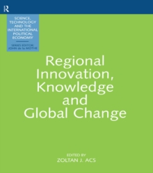 Regional Innovation And Global, PDF eBook