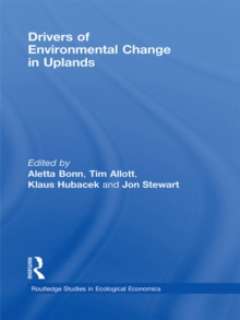 Drivers of Environmental Change in Uplands, PDF eBook