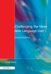 Challenging the More Able Language User, EPUB eBook