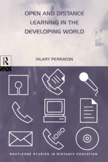 Open and Distance Learning in the Developing World, PDF eBook