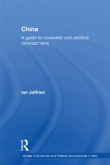China: A Guide to Economic and Political Developments, PDF eBook