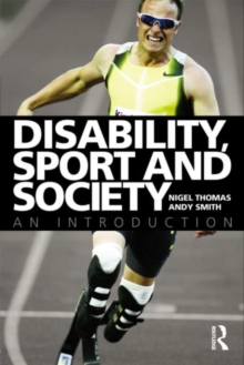 Disability, Sport and Society : An Introduction, PDF eBook