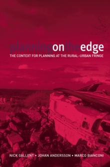 Planning on the Edge, PDF eBook