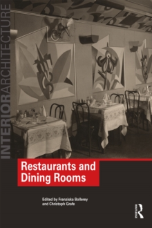 Restaurants and Dining Rooms, PDF eBook