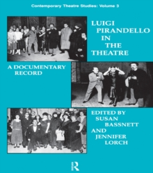 Luigi Pirandello in the Theatre, EPUB eBook