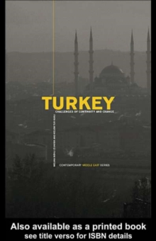 Turkey : Challenges of Continuity and Change, PDF eBook