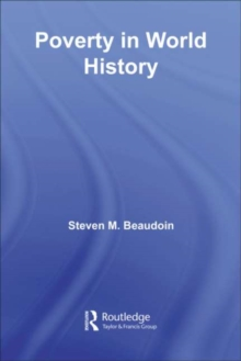 Poverty in World History, PDF eBook