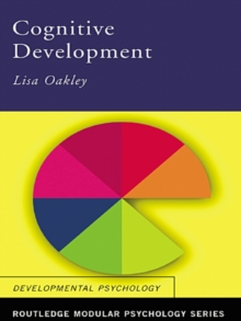 Cognitive Development, PDF eBook