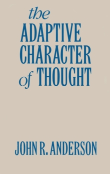 The Adaptive Character of Thought, EPUB eBook