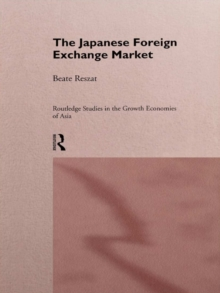 The Japanese Foreign Exchange Market, EPUB eBook