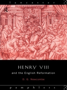 Henry VIII and the English Reformation, EPUB eBook