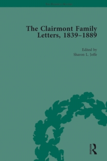 The Clairmont Family Letters, 1839 - 1889 : Volume II, EPUB eBook