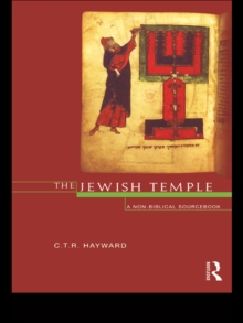 The Jewish Temple : A Non-Biblical Sourcebook, PDF eBook