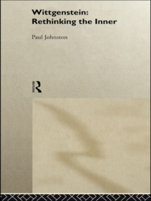 Wittgenstein:  Rethinking the Inner, EPUB eBook