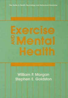 Exercise And Mental Health, PDF eBook