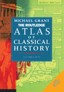The Routledge Atlas of Classical History : From 1700 BC to AD 565, EPUB eBook